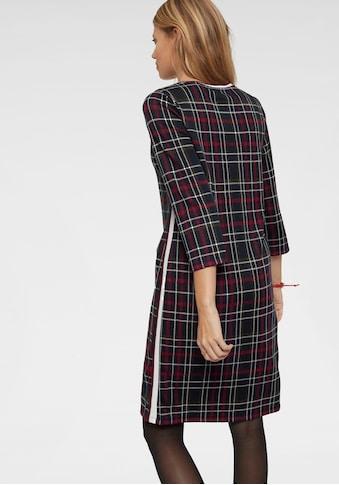 Aniston CASUAL Jerseykleid, im Karo Dessin kaufen