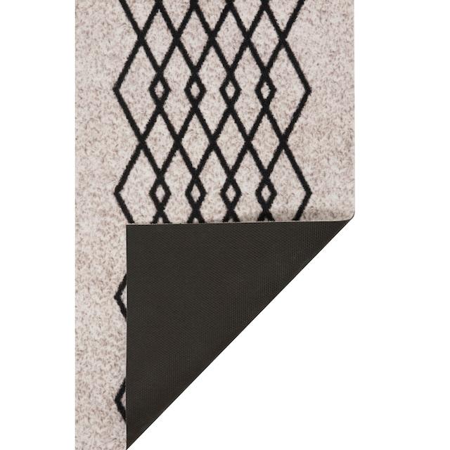 Küchenläufer, »Modern Waves«, Zala Living, rechteckig, Höhe 5 mm, maschinell getuftet