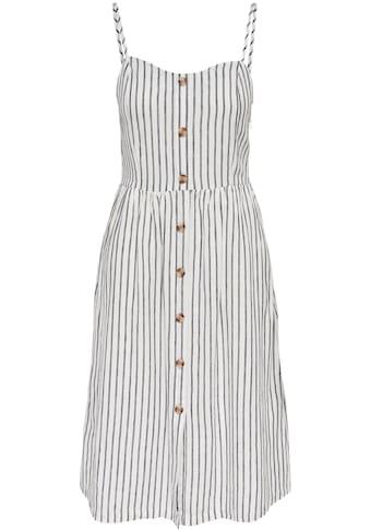 Only Sommerkleid »ONLLUNA STRAP STRIPE DNM DRESS« kaufen