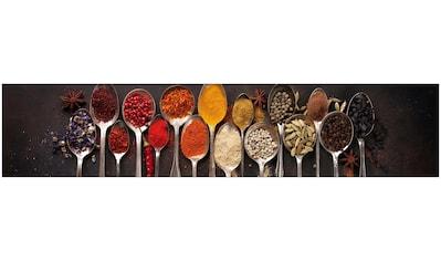 MYSPOTTI Küchenrückwand »fixy«, Selbstklebende und flexible Küchenrückwand - Folie kaufen