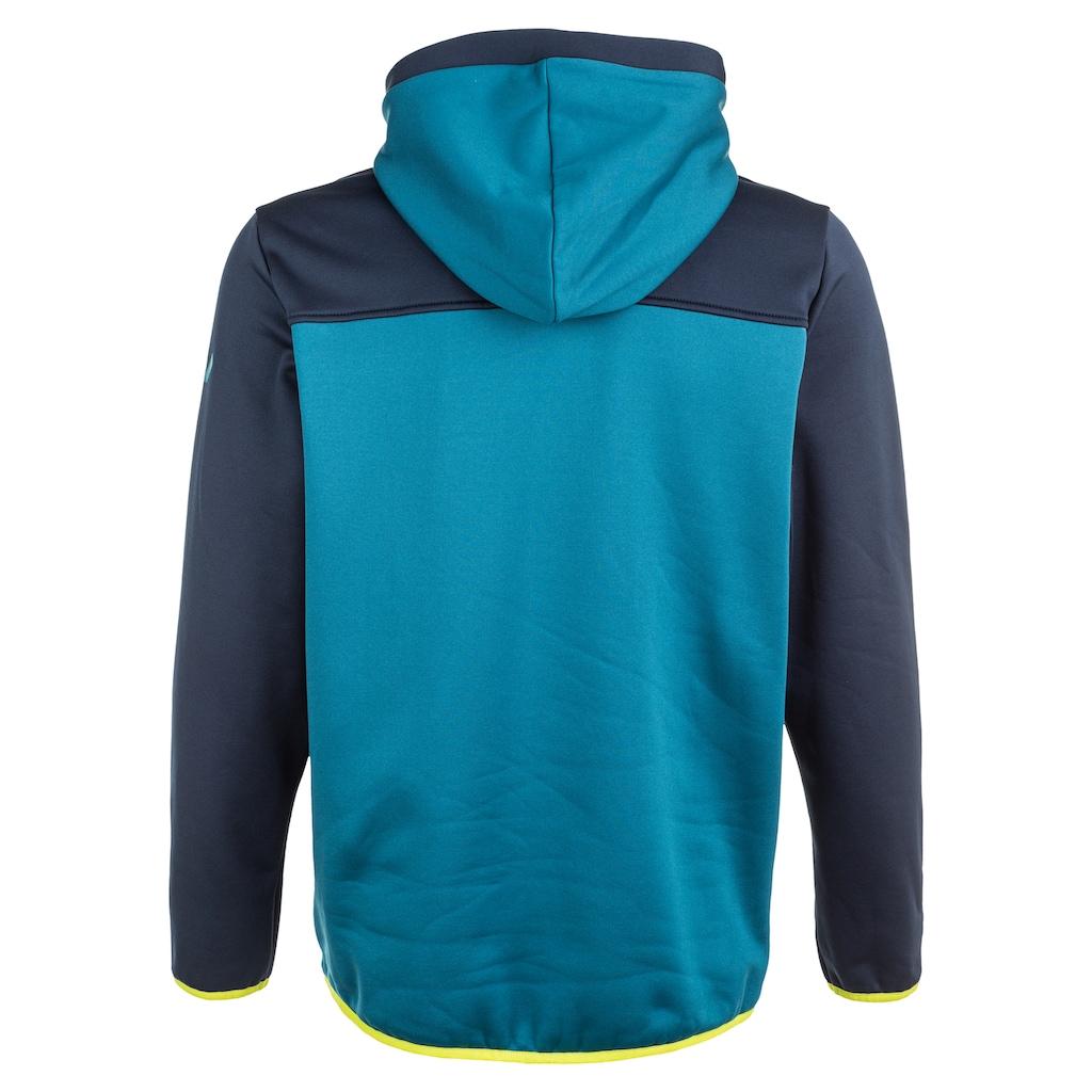 WHISTLER Kapuzensweatshirt »CASTER M Powerstretch Hoodie«, aus atmungsaktivem Funktionsstretch