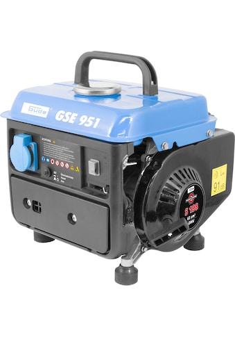 Güde Stromerzeuger »GSE 951«, 1 x Schuko 230 V/50 Hz kaufen
