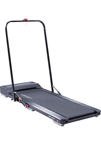 Christopeit Sport® Laufband »Laufband CS 1000«, ultraflach, nach dem Training leicht verstaubar kaufen