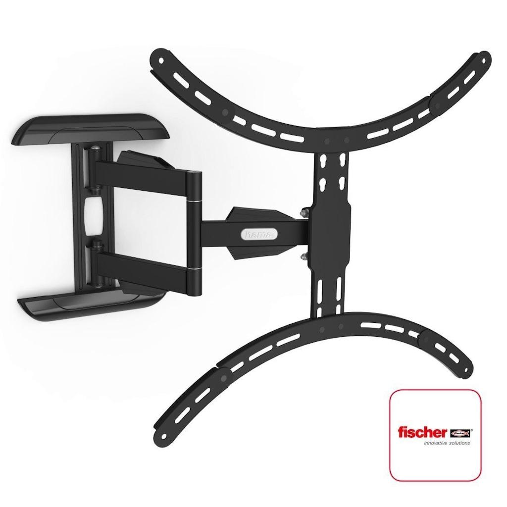 Hama TV-Wandhalter schwenkbar 165cm (65 Zoll), 140cm (55 Zoll)