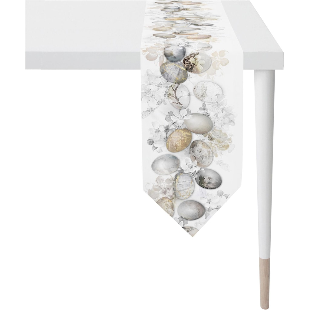 APELT Tischband »6908 HAPPY EASTER«, Digitaldruck