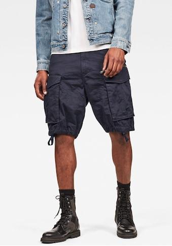 G - Star RAW Cargoshorts »Rovic zip loose 1/2 sage« kaufen