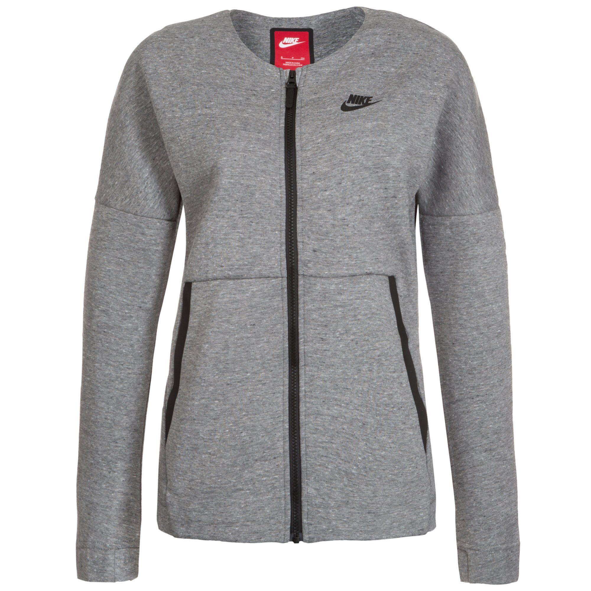 ab659dfdceb3d Bildquelle: Nike Sportswear Tech Fleece Bomber Jacke Damen