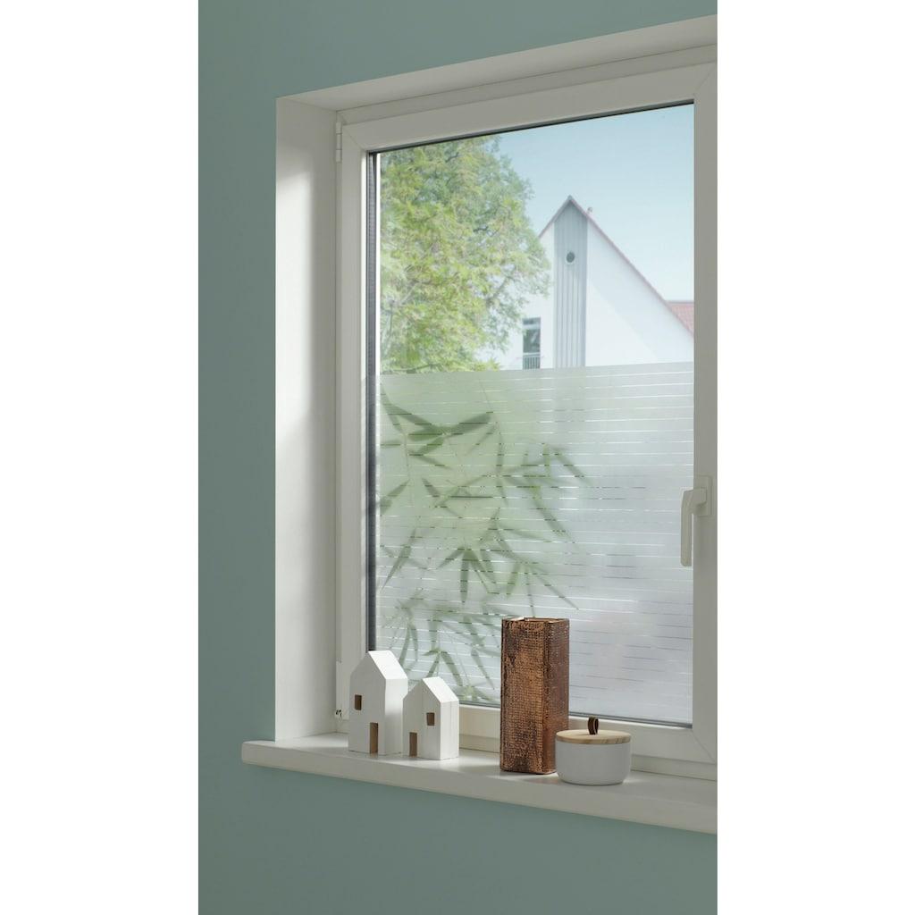 GARDINIA Fensterfolie »Line 25«, 1 St., halbtransparent, statisch haftend