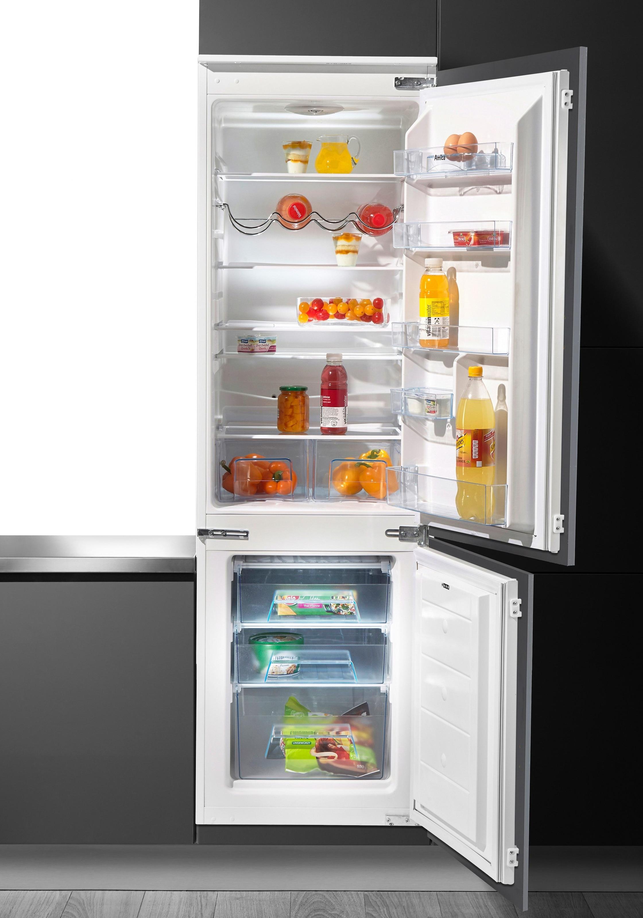 Amica Kühlschrank Einbau : Einbau kühl gefrierkombination auf rechnung raten kaufen baur
