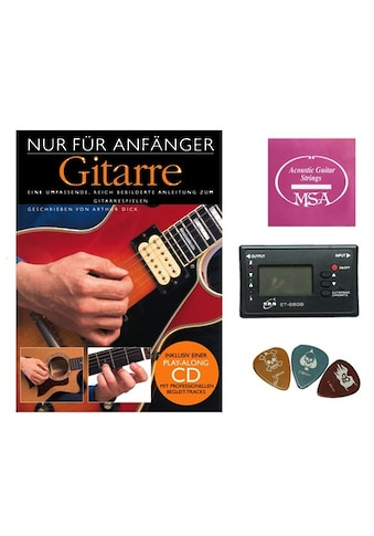 Stimmgerät »Starterset für Westerngitarre« kaufen