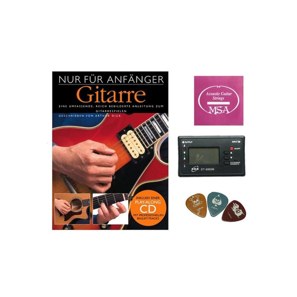 Stimmgerät »Starterset für Westerngitarre«