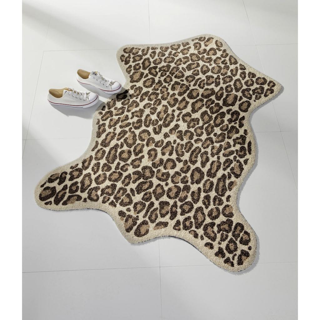 Fußmatte ohne Gummirand,LEO