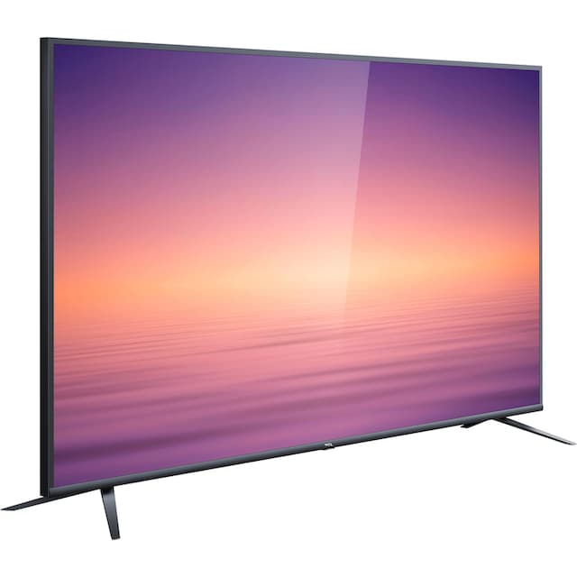 TCL 75EP661 LED-Fernseher (189 cm / (75 Zoll), 4K Ultra HD, Smart-TV