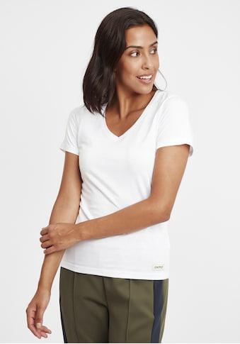 OXMO T-Shirt »Vanni«, Basic-T-Shirts im 3er Pack kaufen
