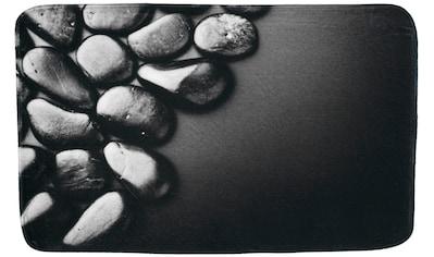 Sanilo Badematte »Hot Stones«, Höhe 15 mm, schnell trocknend, Memory Schaum kaufen