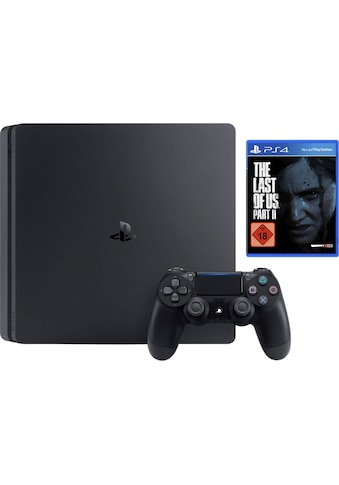 PlayStation 4 Konsolen-Set »Slim«, inkl. The Last of Us Part II kaufen