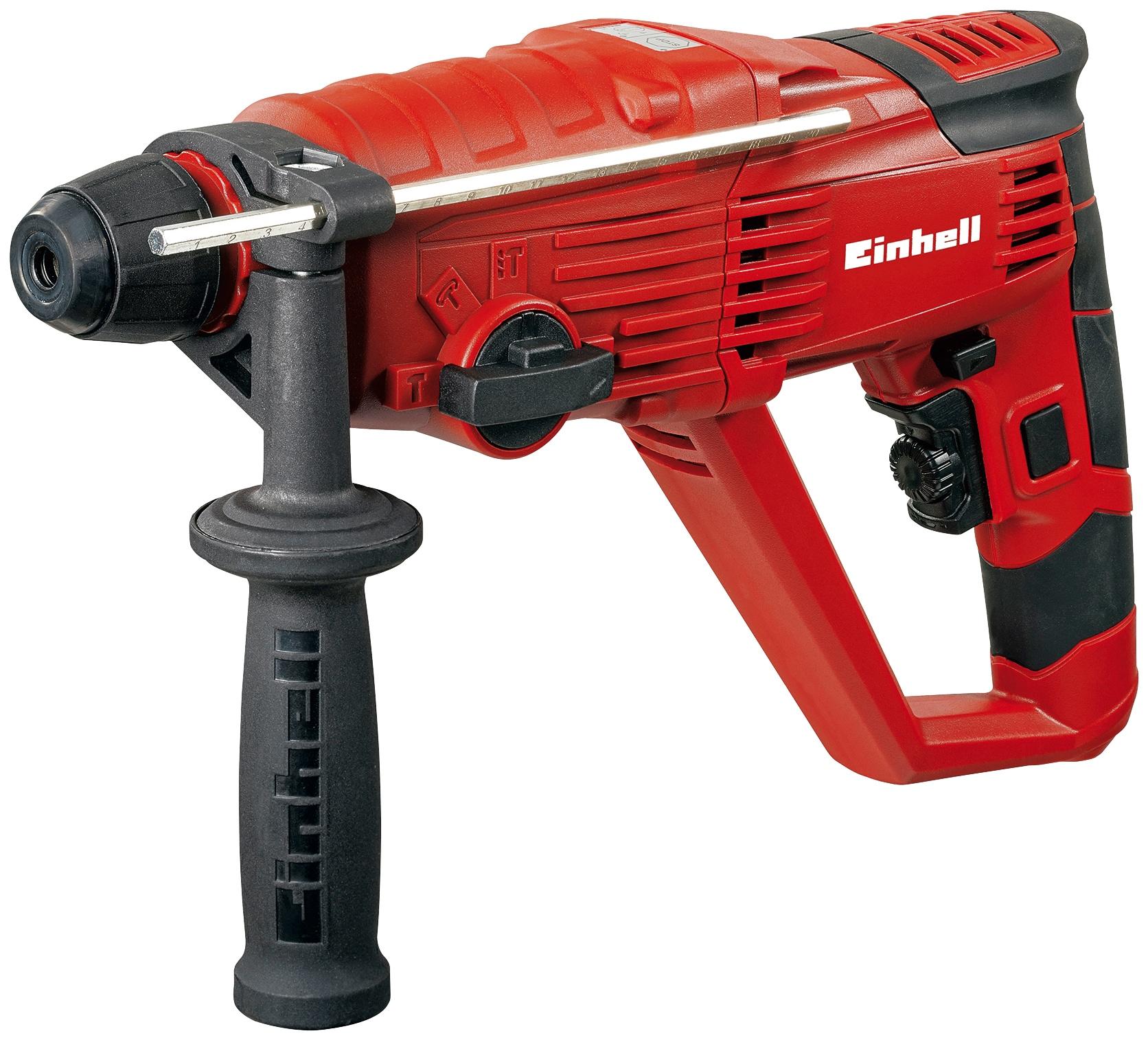 Einhell Bohrhammer TC-RH 800 E rot Bohrhämmer Werkzeug Maschinen