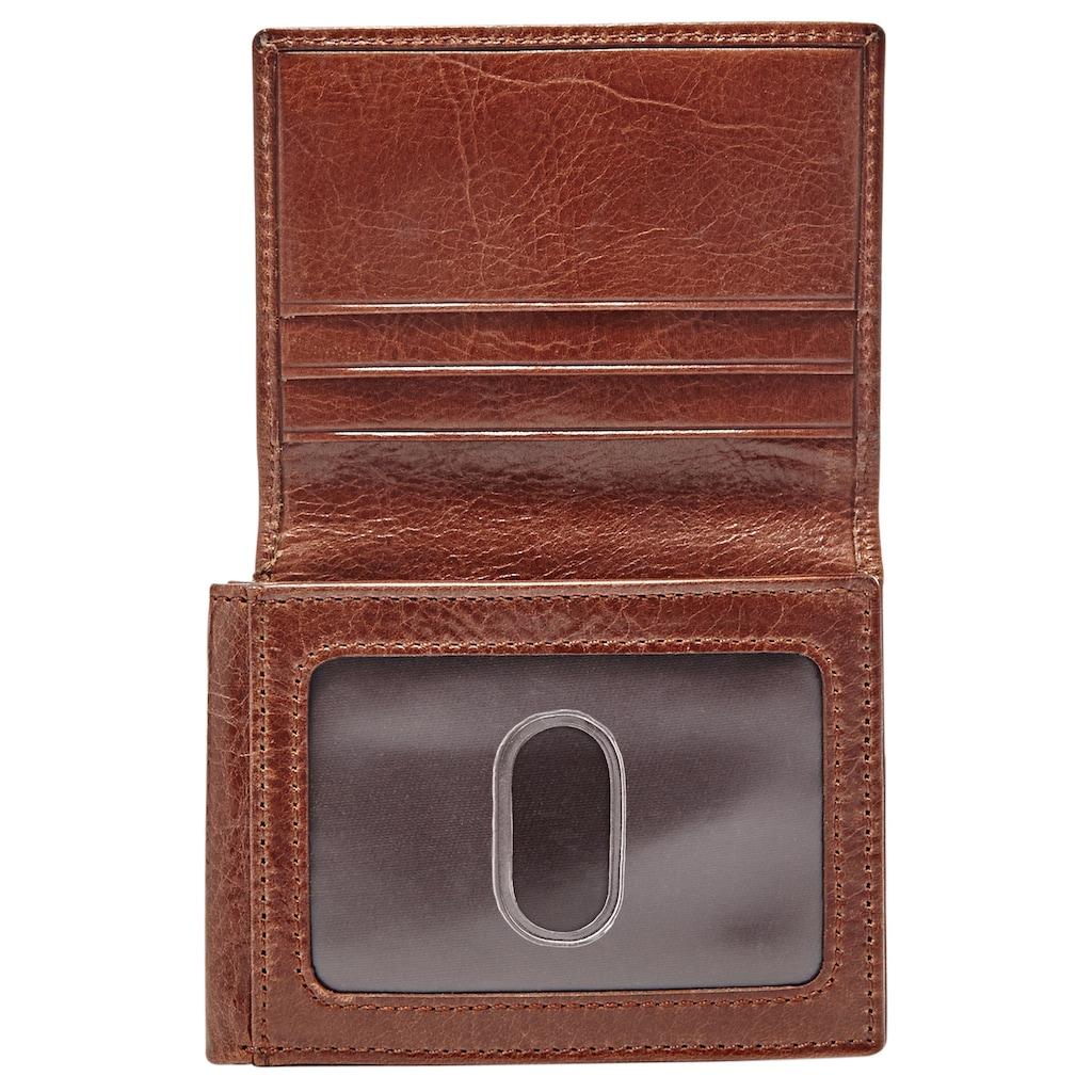 Fossil Geldbörse »Ryan«, mit RFID Blocker-Schutz