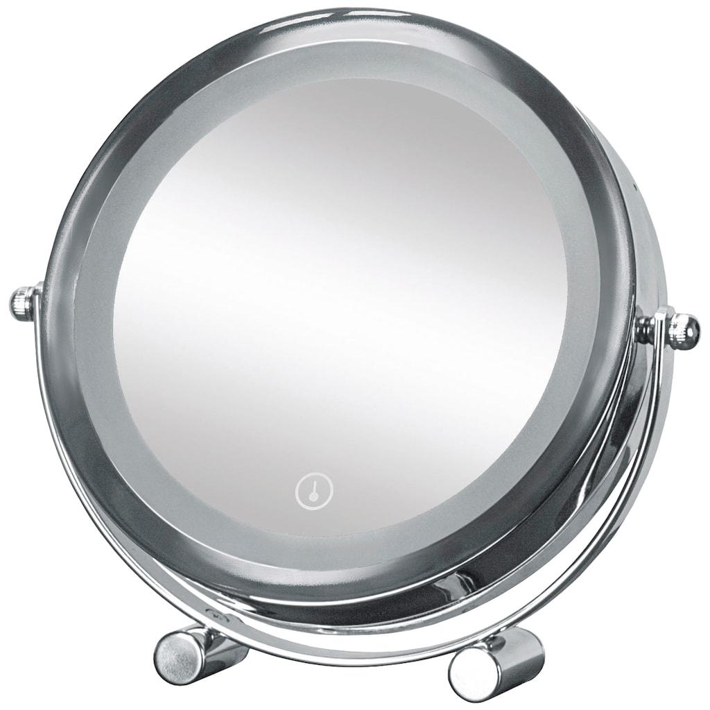 Kleine Wolke Kosmetikspiegel »Bright Mirror Shorty«, 5-fach Vergrößerung