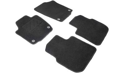 WALSER Passform-Fußmatten »Standard«, (4 St.), für Seat Ibiza (03/2008-2017), Ibiza ST... kaufen