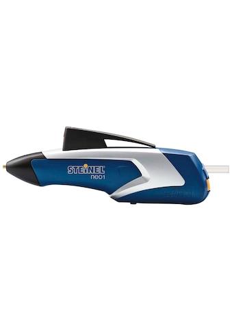 steinel Heißklebestift »neo1«, mit Klebstoffrückzug und LED-Batteriestatusanzeige, 15... kaufen