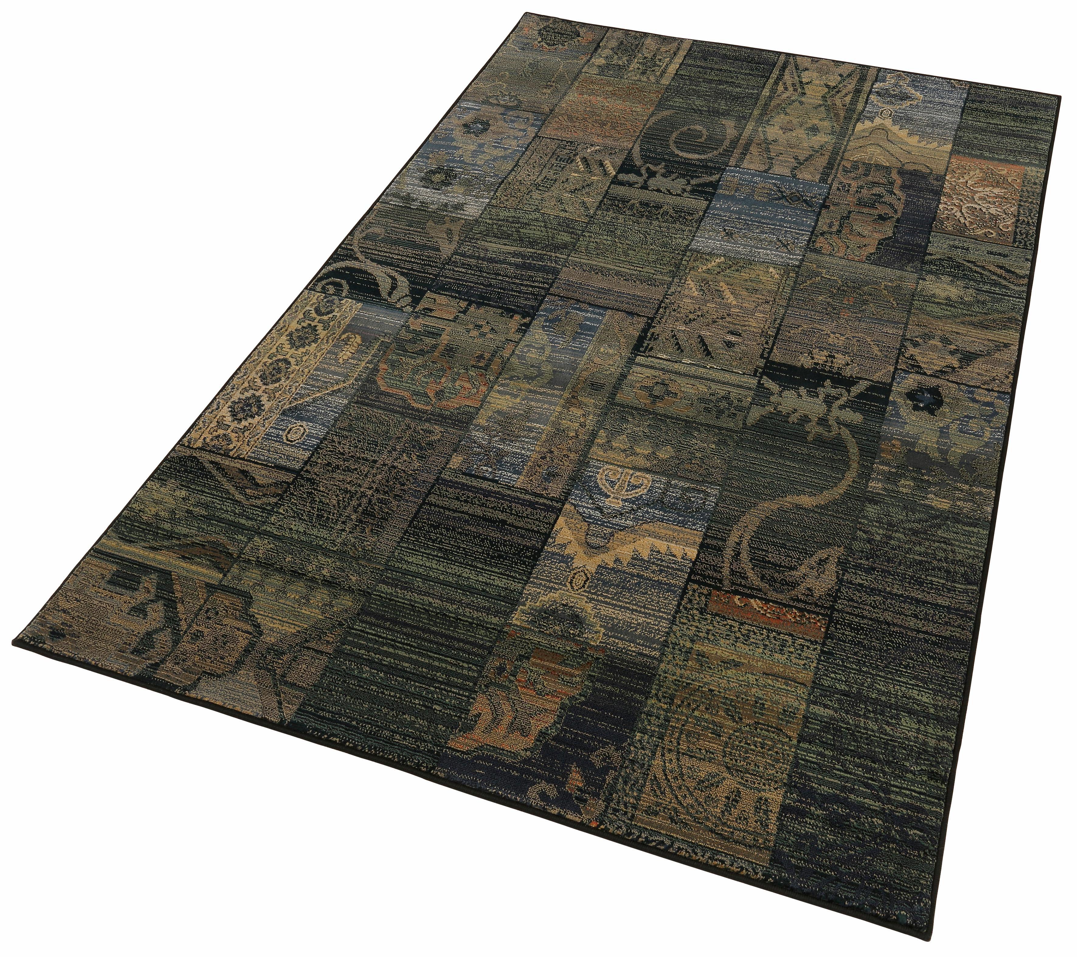 Teppich Gabiro 5504 THEKO rechteckig Höhe 12 mm maschinell gewebt