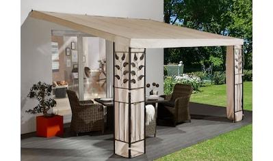 KONIFERA Anbaupavillon »Salina 2«, BxT: 300x400 cm kaufen