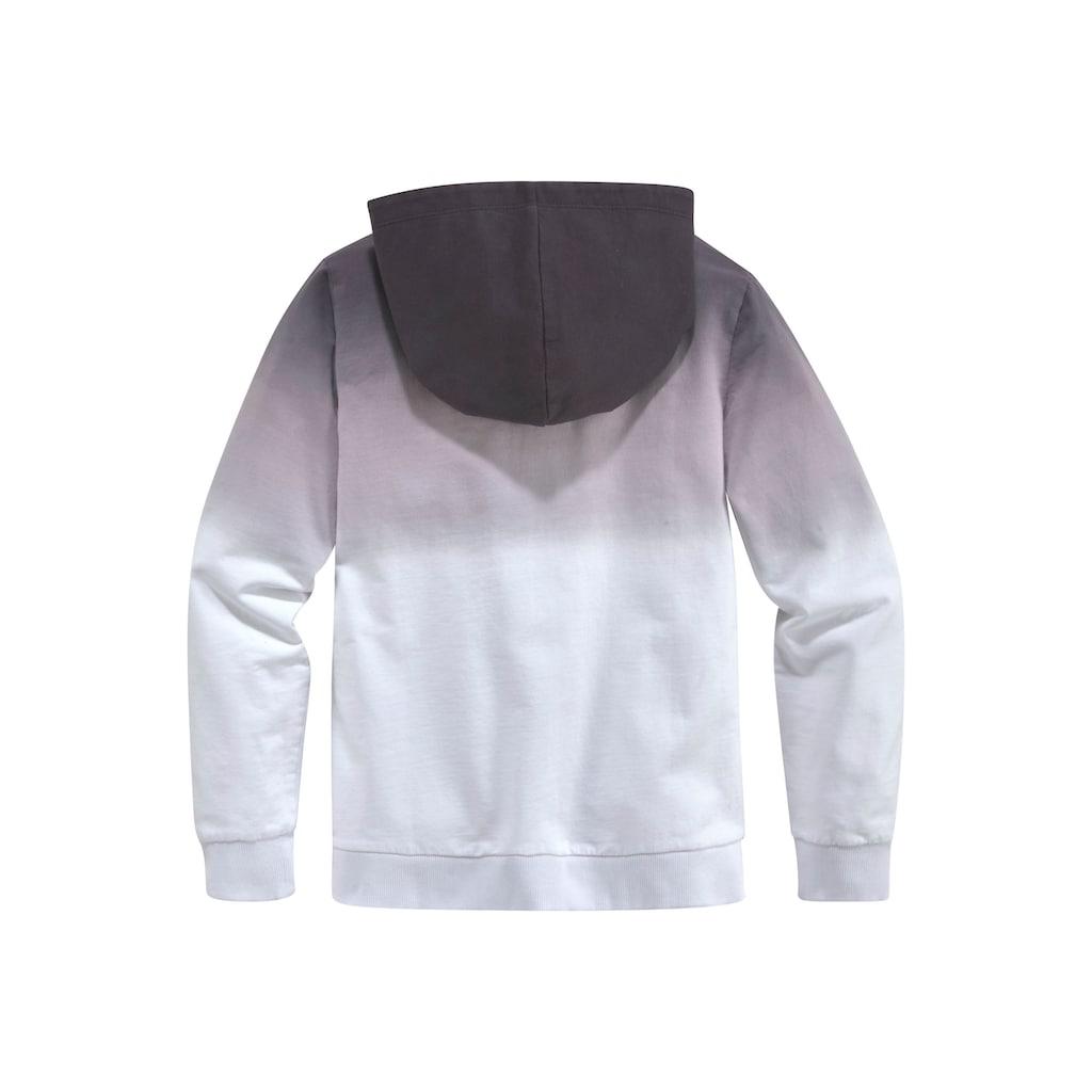 Bench. Kapuzensweatshirt, mit Logo-Stickerei
