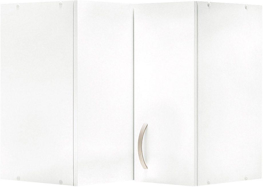 Eckhänger »Flexi«   Wohnzimmer > Schränke > Hängeschränke   Weiß