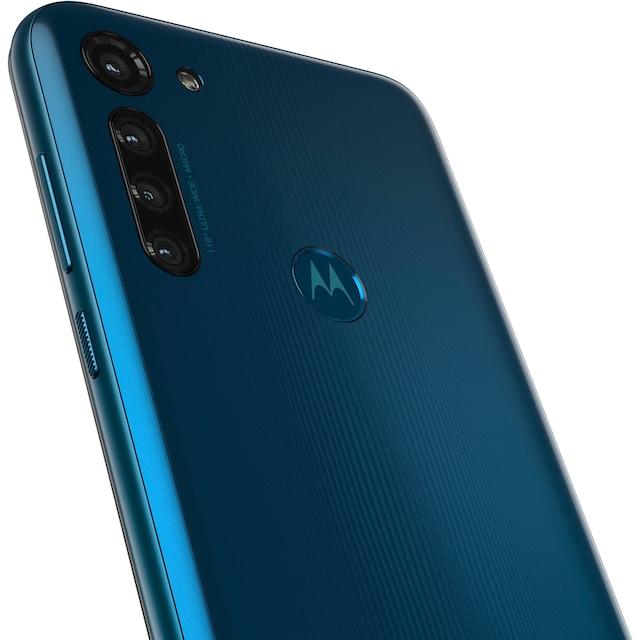 Motorola moto G8 Power Smartphone (16,25 cm / 6,4 Zoll, 64 GB, 16 MP Kamera)