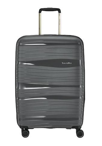 travelite Hartschalen-Trolley »Motion, 67 cm«, 4 Rollen, Erweiterbar kaufen