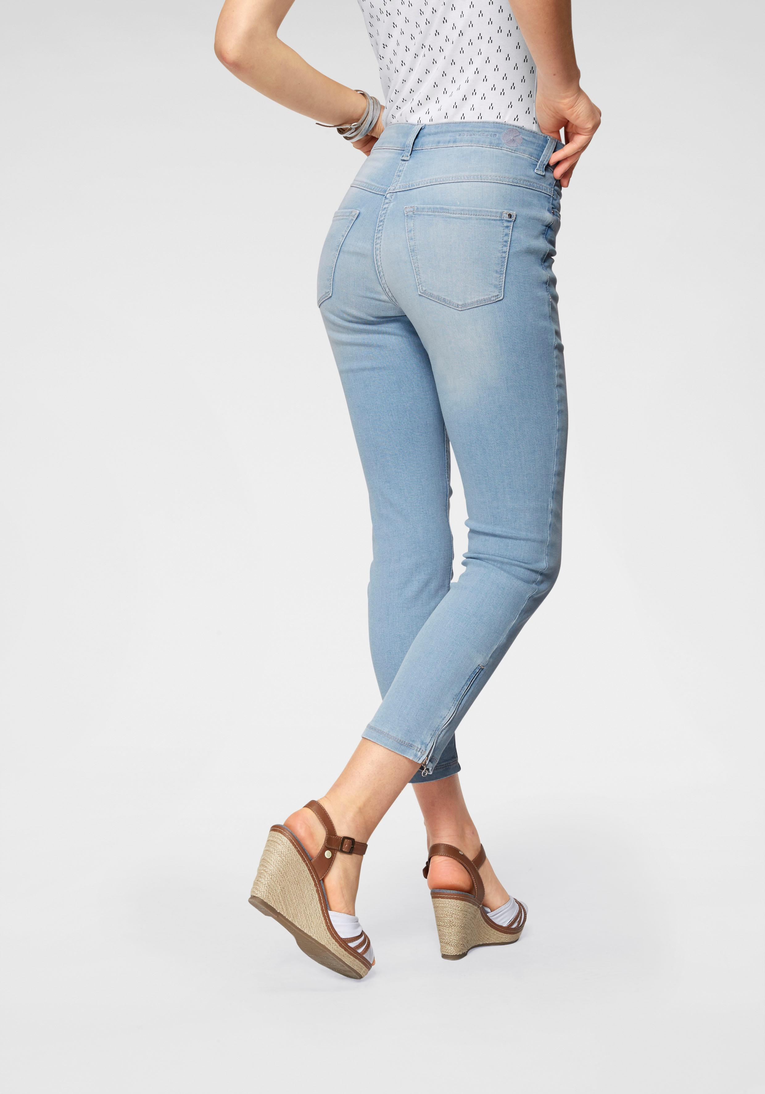 MAC 7/8-Jeans Dream Chic | Bekleidung > Jeans > 7/8-Jeans | Mac