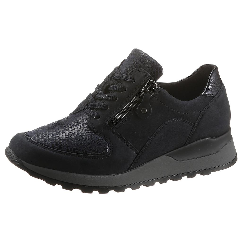 Waldläufer Keilsneaker »HIROKO«, im Materialmix, Weite H