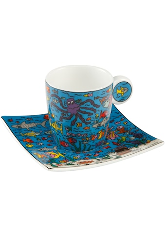 "Goebel Espressotasse ""Under the Deep Blue Sea"" kaufen"
