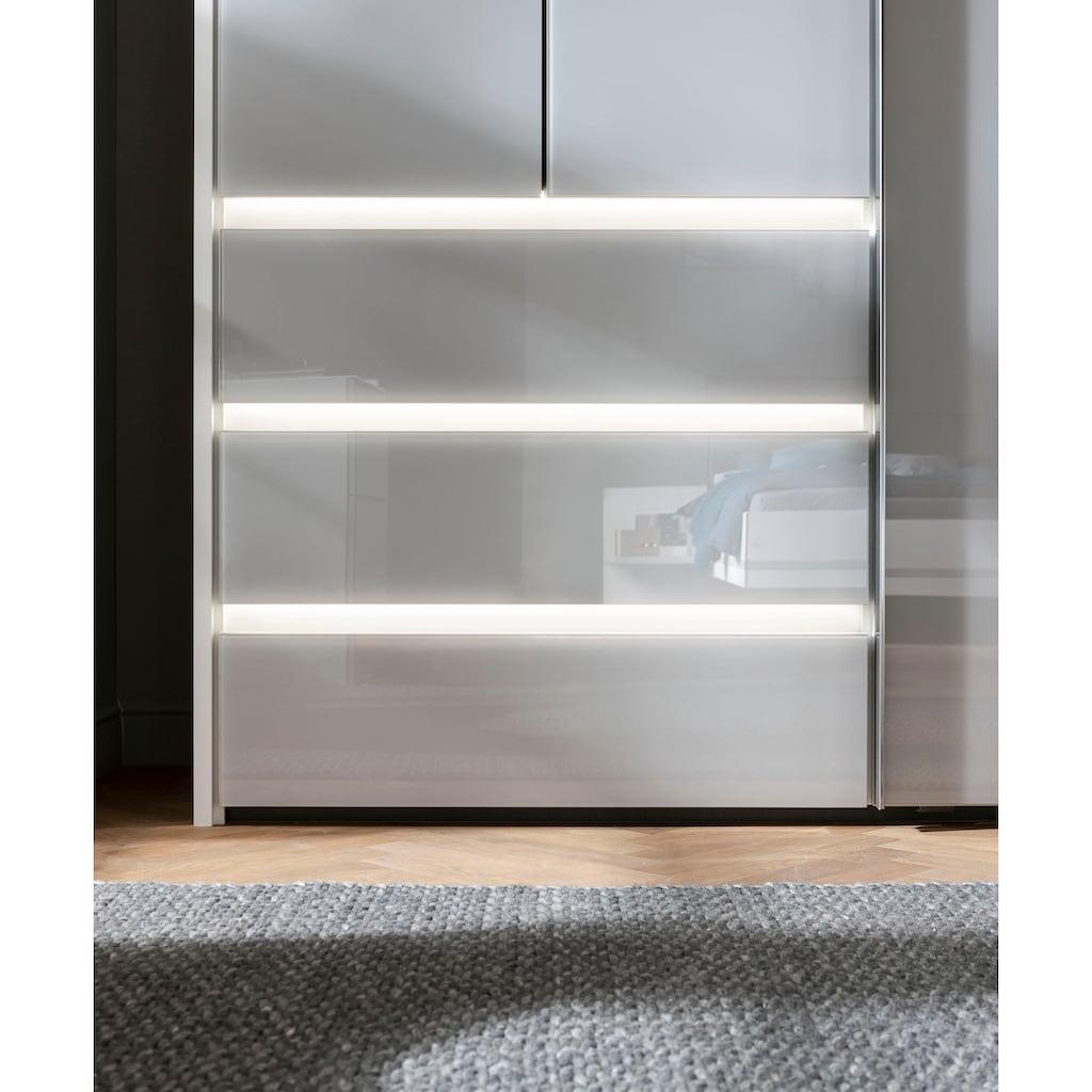 nolte® Möbel Schwebetürenschrank »concept me 320«, Wahlweise mit Beleuchtung