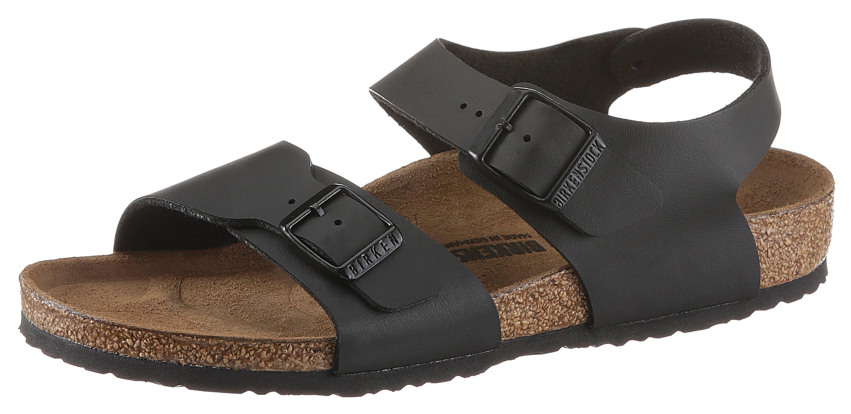 Birkenstock Sandale NEW YORK | Schuhe > Sandalen & Zehentrenner > Sandalen | Schwarz | Birkenstock