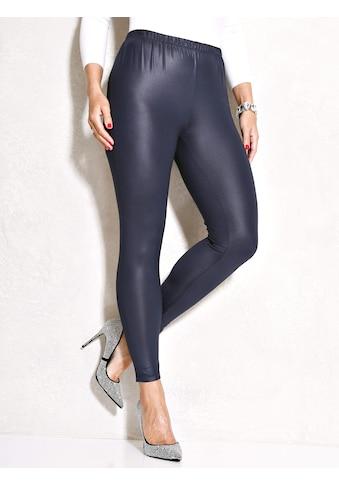MIAMODA Leggings aus leicht glänzender Qualität kaufen