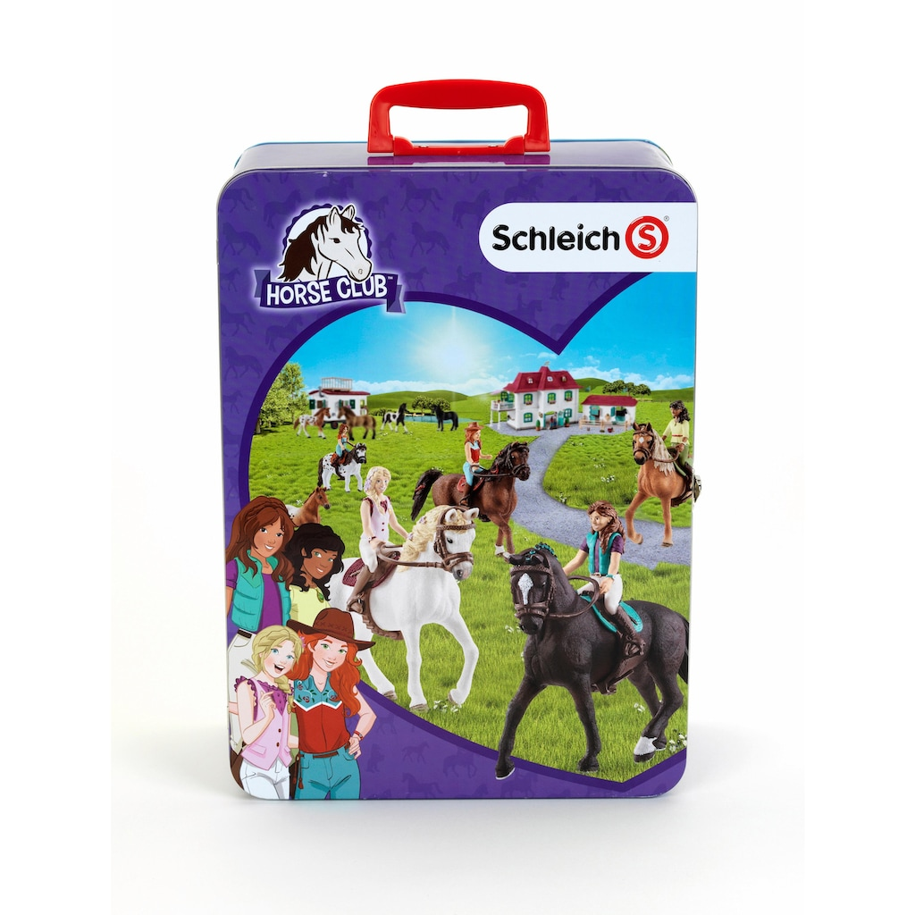 Klein Spielfigur »Schleich Sammelkoffer Horse Club«