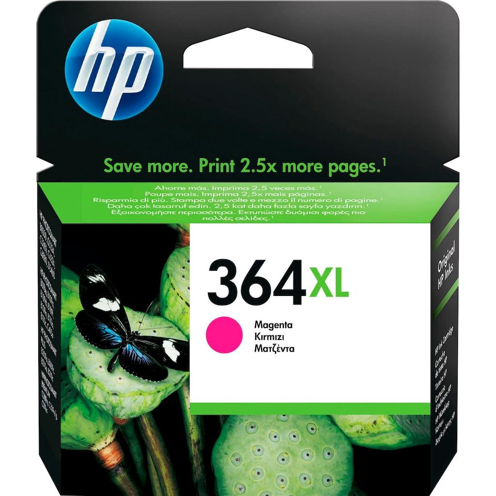 HP Tintenpatrone »hp 364XL Original Magenta«, (1 St.)