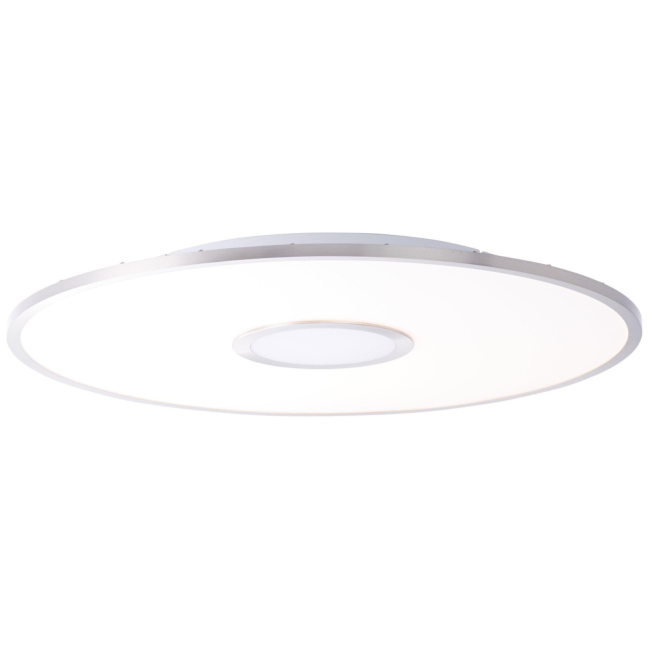 AEG Carmina LED Deckenaufbau-Paneel 60cm RGB nickel matt