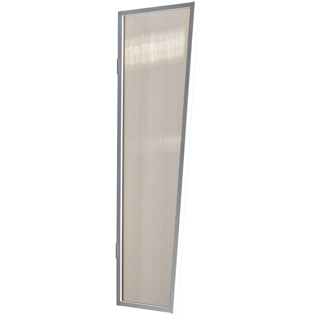 GUTTA Seitenblende »B2 PC bronce«, TxH: 45-60x175 cm