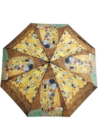 """doppler® Taschenregenschirm """"Art Collection Magic Mini, Klimt Der Kuss"""" kaufen"""