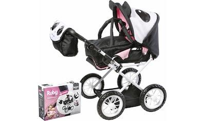 "Knorrtoys® Kombi - Puppenwagen ""Ruby Panda"" kaufen"