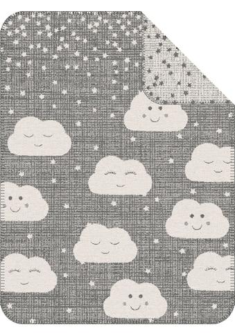 s.Oliver Kinderdecke »Clouds«, mit Wolken und Sternen kaufen