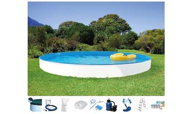 Clear Pool Rundpool »Standard«, 10-tlg. in versch. Größen kaufen