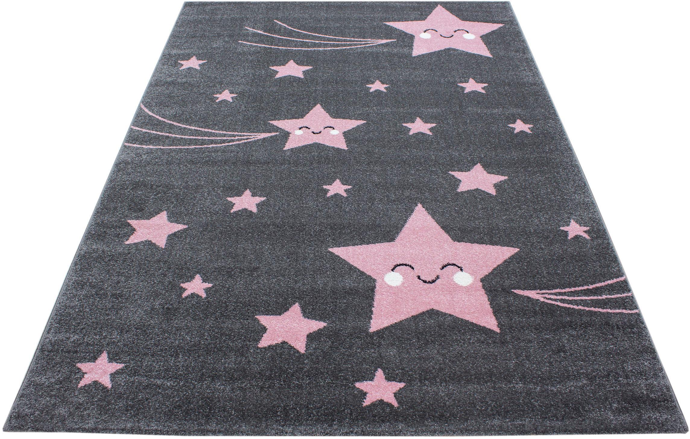 Kinderteppich Kids 610 Ayyildiz rechteckig Höhe 12 mm maschinell gewebt