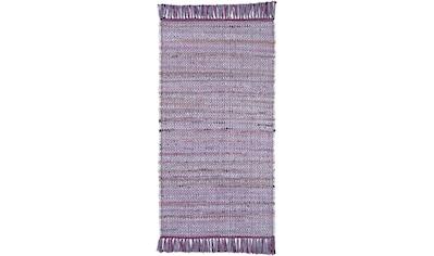 Teppich, »Frida«, WOHNIDEE - Kollektion, rechteckig, Höhe 8 mm, handgewebt kaufen