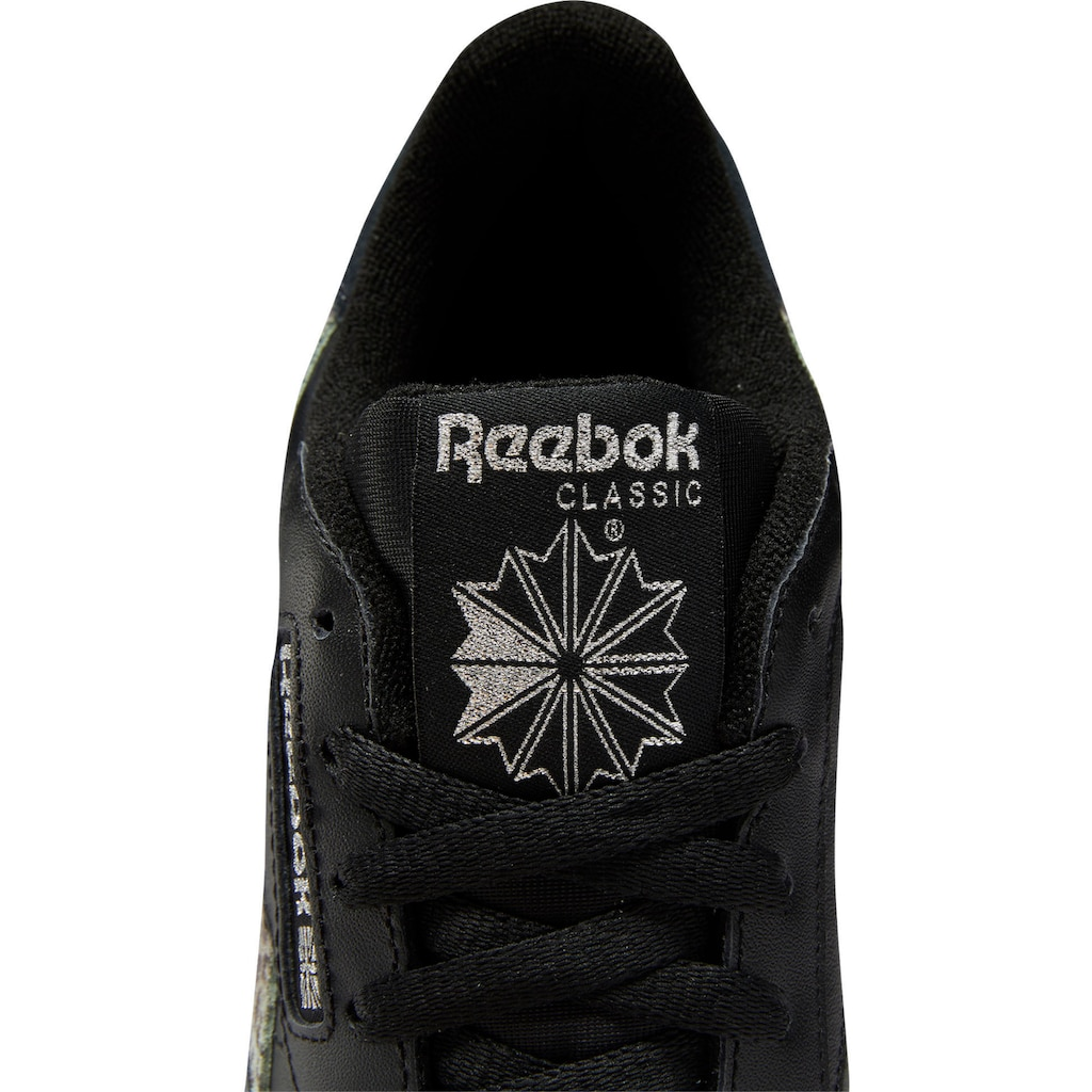 Reebok Classic Sneaker »Classic Leather Animal Print«