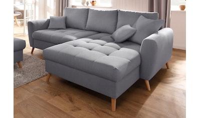 Home affaire Ecksofa »Blackburn Luxus«, mit besonders hochwertiger Polsterung für bis... kaufen