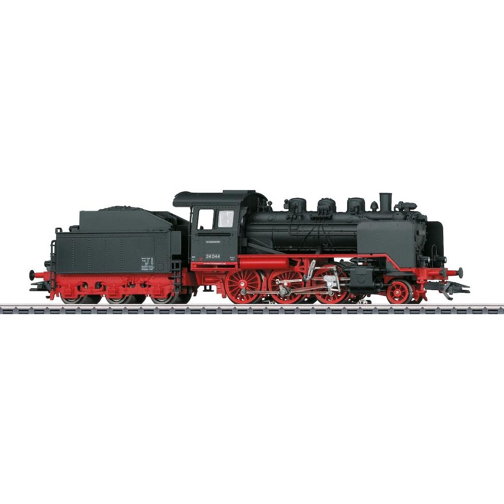 """Märklin Personenzug-Dampflokomotive """"Dampflokomotive mit Schlepptender, BR 24 044 DB - 36244"""", Spur H0"""